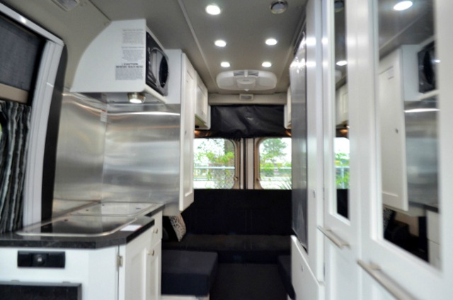 New 2016 Roadtrek Zion Srt Motor Home Class B At Dick Gore