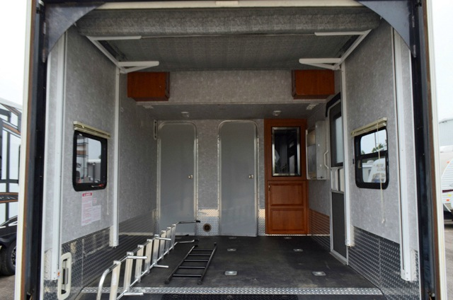 Used 2010 Jayco Recon Zx 39a Toy Hauler Fifth Wheel At