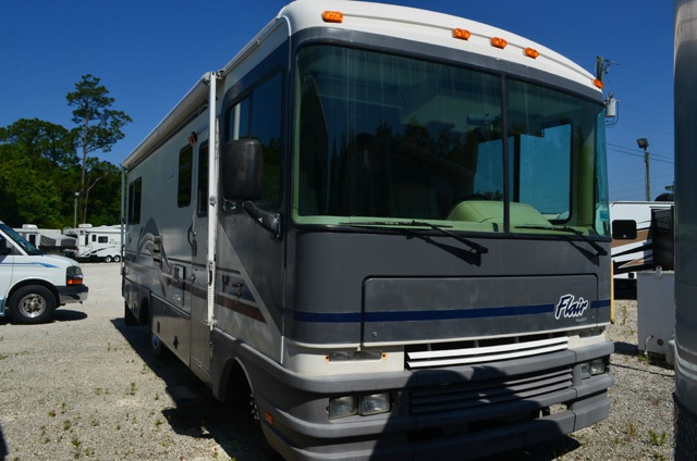Used 1997 Fleetwood RV FLAIR SPECIAL 30H Motor Home Class A