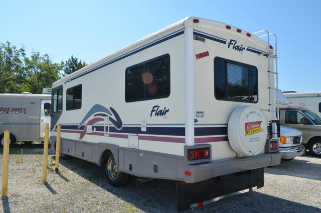 used 1997 fleetwood rv flair special 30h motor home class