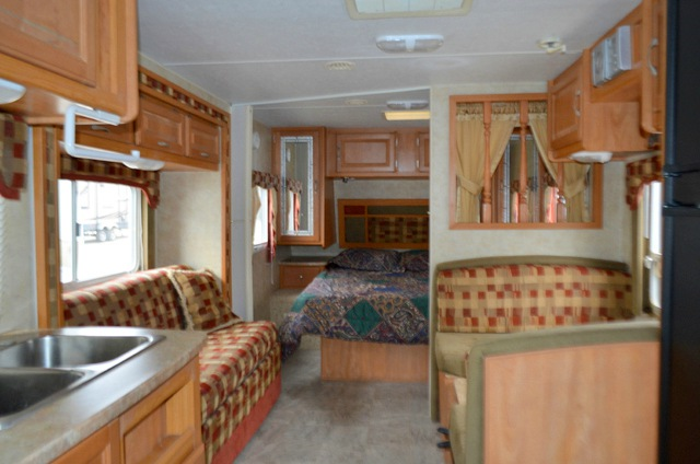 Used 2007 Dutchmen Rv Kodiak 24rb Sl Travel Trailer At Dick Gore S Rv World Jacksonville Fl