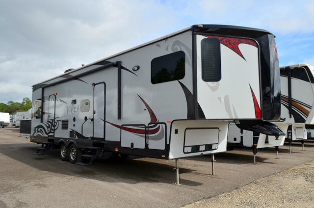 Used Rv For Sale In Ga >> Used 2014 Forest River RV XLR Viper Series 305V12 Toy Hauler Fifth Wheel at Dick Gore's RV World ...
