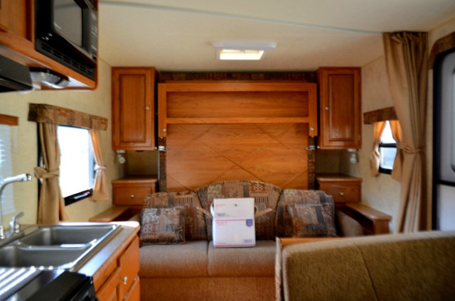 Used 2012 Forest River Rv Flagstaff Micro Lite 21fb Travel