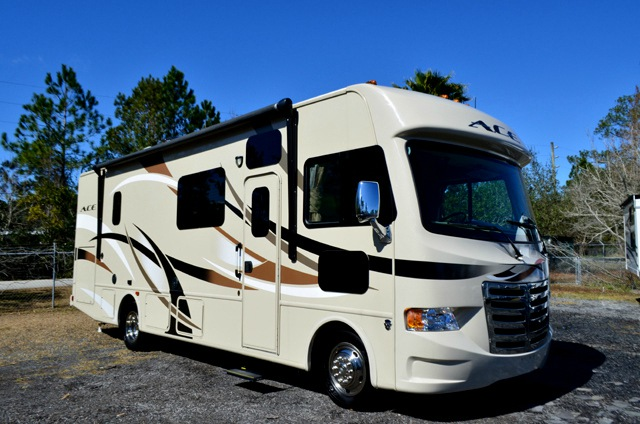 Used 2015 thor motor coach ace 29 3 motor home class a at for Motor home class a