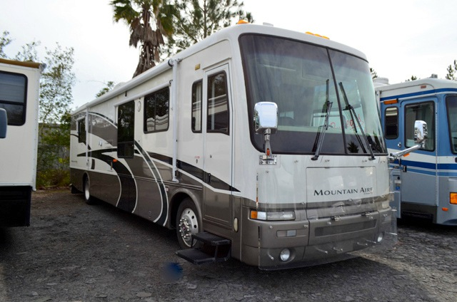Used 2000 Newmar Mountain Aire Madp4092 Motor Home Class A