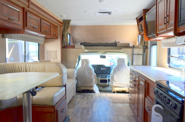 New 2016 Forest River Rv Sunseeker 3010ds Ford Motor Home