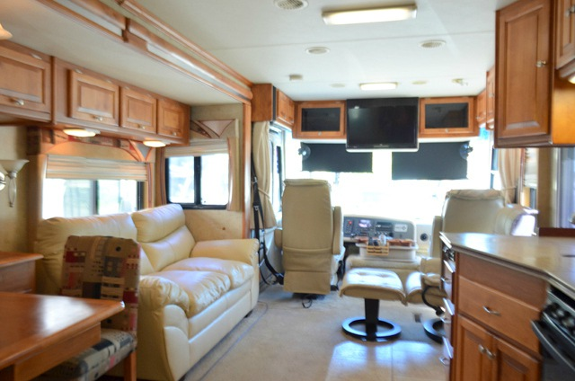 used 2007 tiffin motorhomes allegro bay 34xb motor home class a