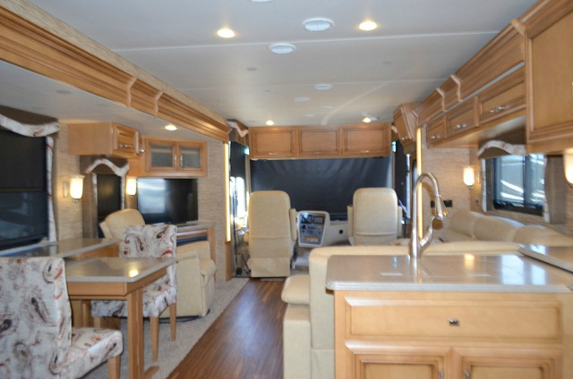 New 2017 Newmar Canyon Star 3914 Motor Home Class A At