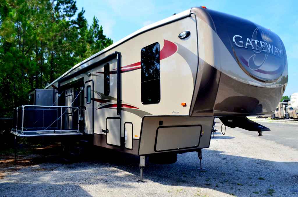 New 2017 Heartland Gateway 3750 Pt Fifth Wheel At Dick Gore S Rv