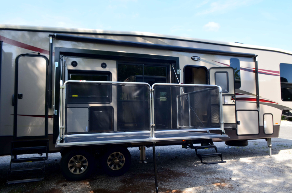New 2017 Heartland Gateway 3750 Pt Fifth Wheel At Dick
