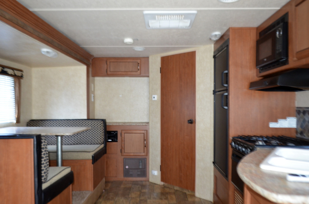 Used 2014 Forest River Rv Salem Cruise Lite 251rlxl Travel Trailer At Dick Gore S Rv World