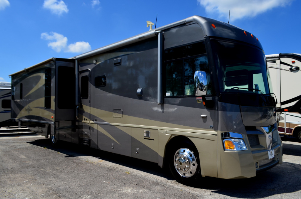 Used 2008 Itasca Suncruiser 38t Motor Home Class A At Dick