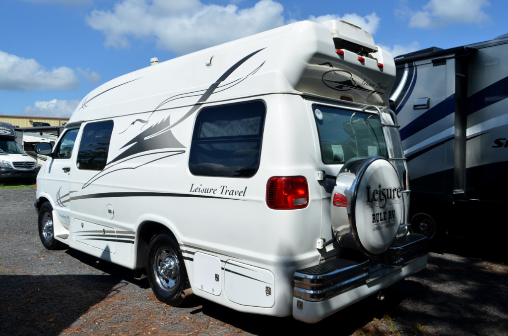 Used 2001 Leisure Travel Freedom 4m Motor Home Class B At
