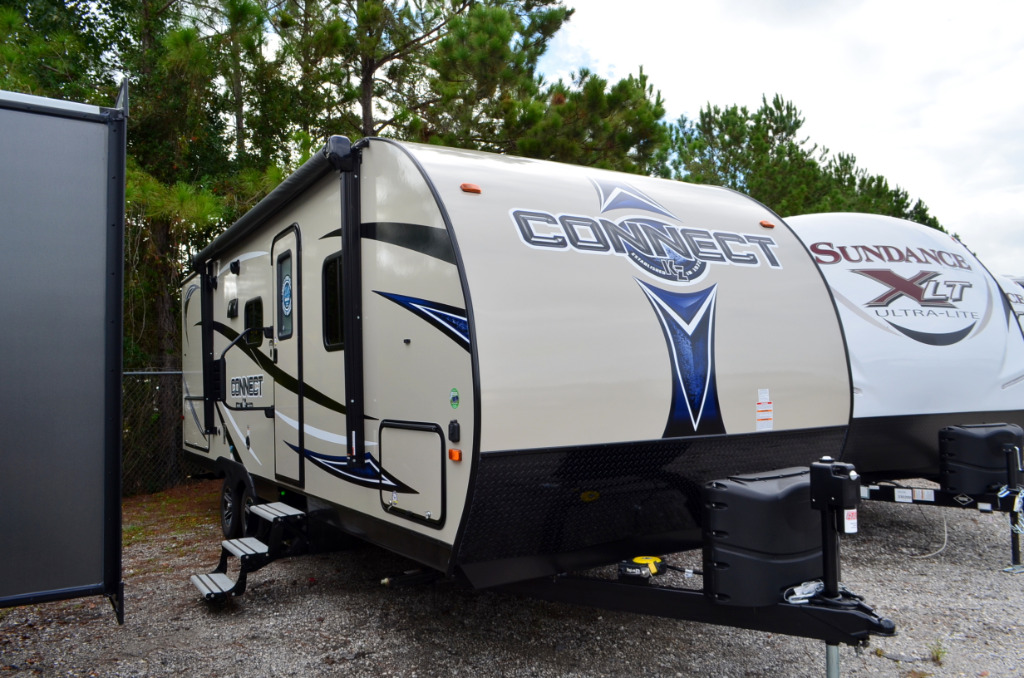 New Teardrop Trailer With Kitchen Inside For Sale