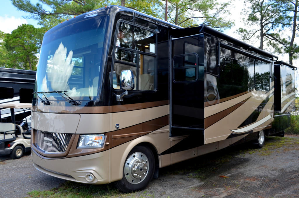 New 2017 newmar canyon star 3953 motor home class a at for Motor home class a