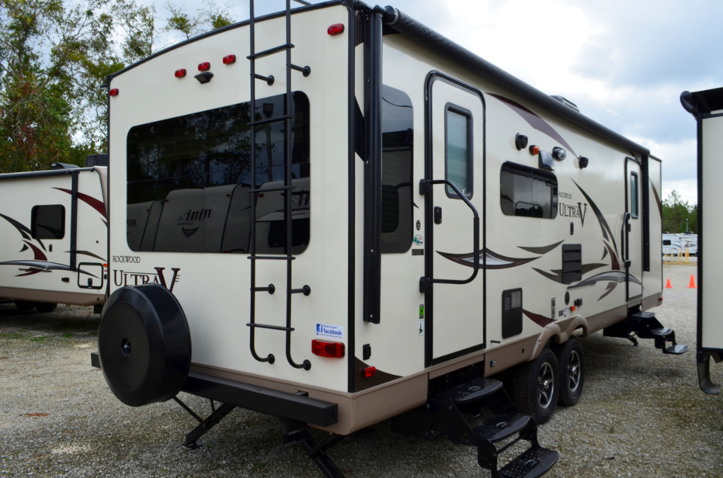 New 2017 Forest River Rv Rockwood Ultra V 2811vs Travel