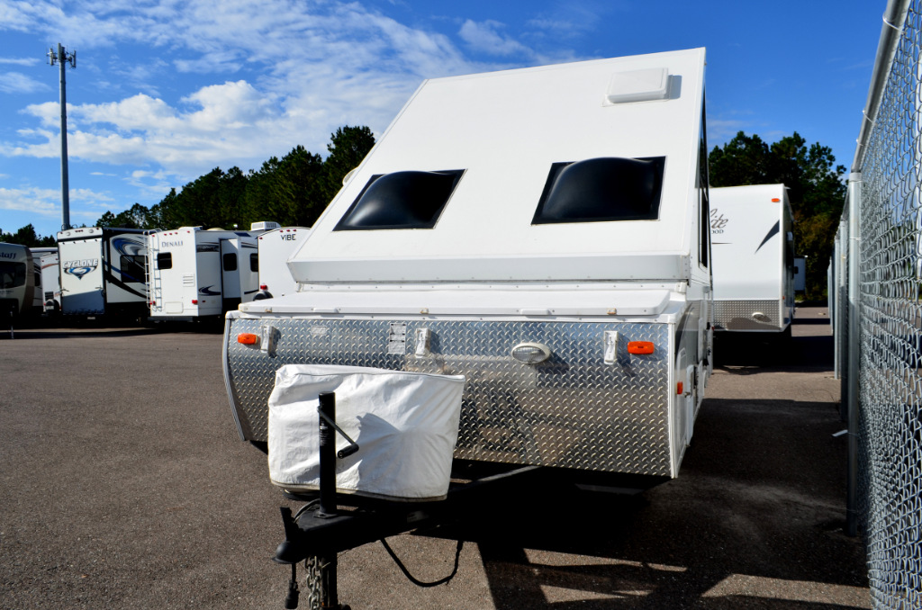 Camping World Richmond >> Used 2012 Forest River RV Flagstaff Hard Side T12DDST Folding Pop-Up Camper at Dick Gore's RV ...