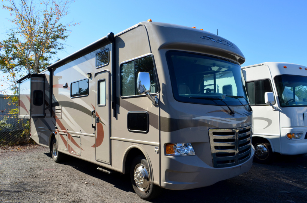 Used 2013 thor motor coach ace 30 1 motor home class a at for Motor home class a