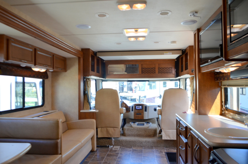 Used 2013 Thor Motor Coach Ace 30 1 Motor Home Class A At