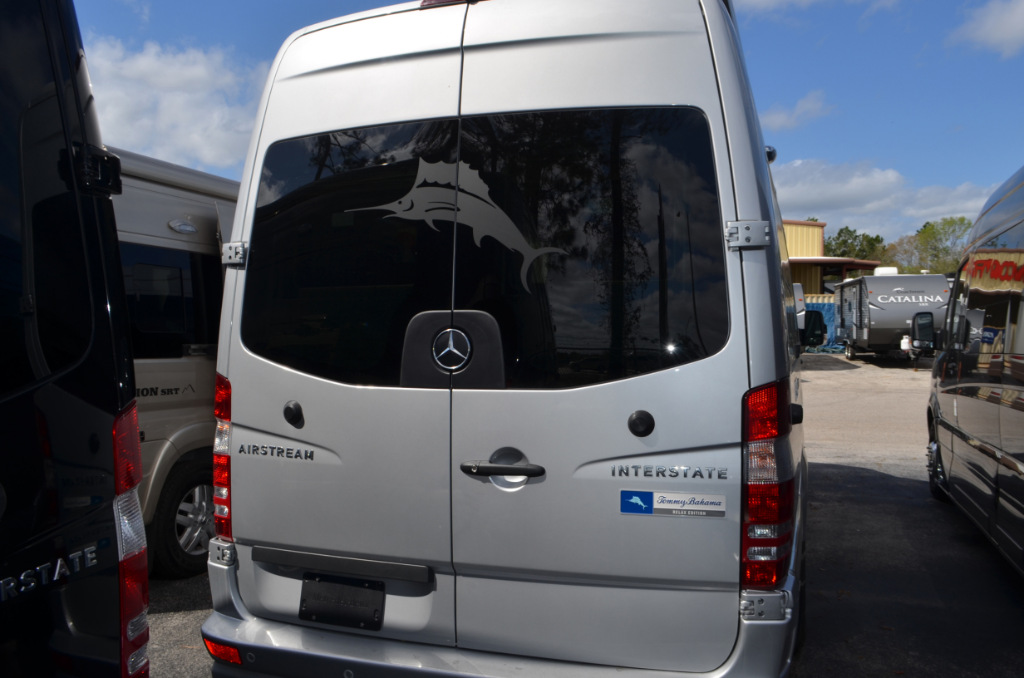 New Mercedes Benz 2017 Airstream Interstate Tommy Bahama Relax Edition 3500 EXT Class B Diesel Van Camper For Sale 0122