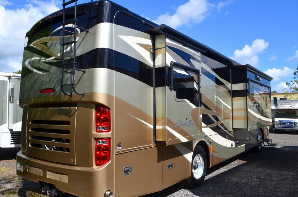 used 2012 tiffin motorhomes allegro bus 36pdq motor home class a