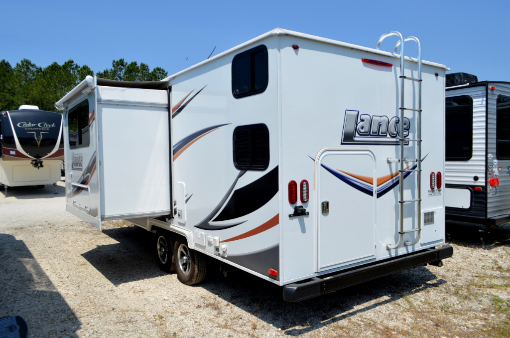used 2014 lance lance travel trailers 2185 travel trailer at dick gore 39 s rv world jacksonville. Black Bedroom Furniture Sets. Home Design Ideas