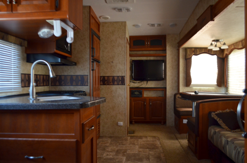 Used 2012 Keystone Rv Cougar 293sab Fifth Wheel At Dick