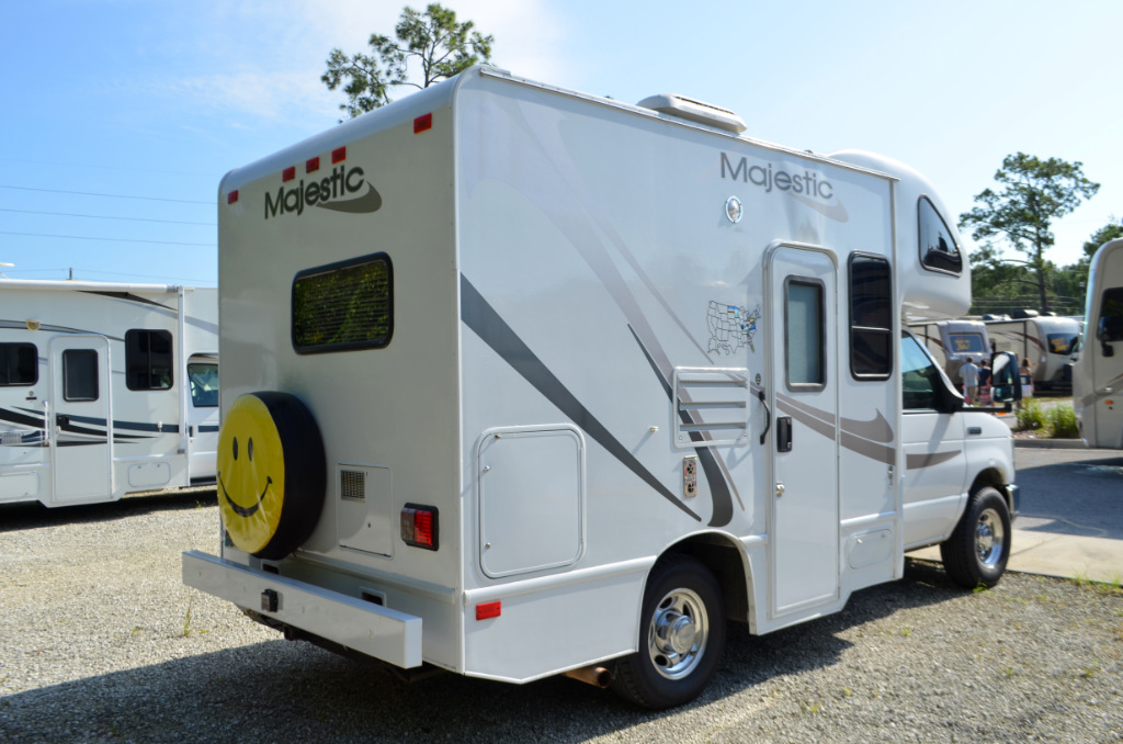 Used 2010 Four Winds Rv Majestic 19g Motor Home Class C At