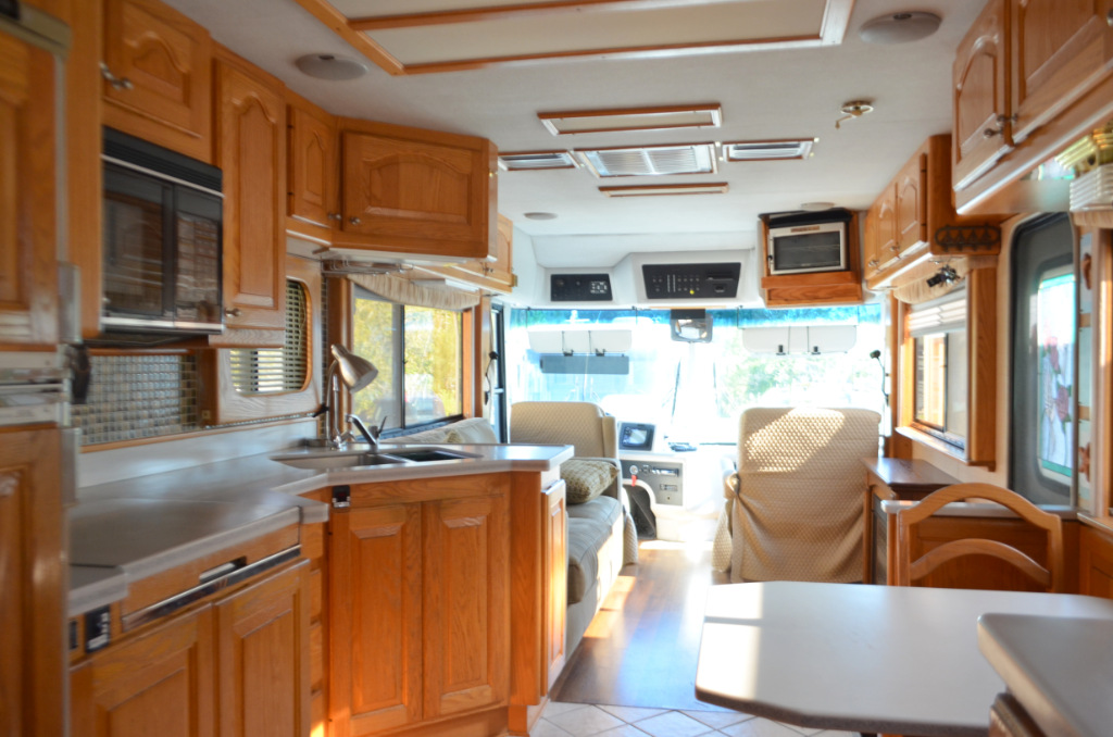 Used 1992 Country Coach Magna 36 Motor Home Class A Diesel At Dick Wiring Diagram 38rb Pusher Rv For Sale 0126