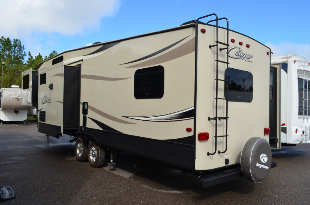 Used 2016 Keystone RV Cougar 337FLS Fifth Wheel At Dick