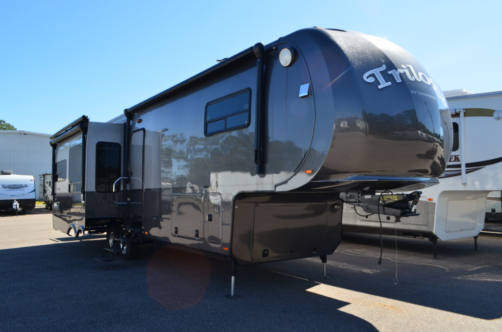 Used 2013 Dynamax Trilogy 3650re Fifth Wheel At Dick Gore