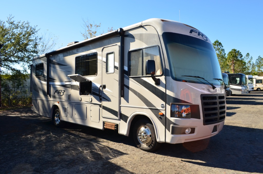 Used 2015 Forest River Rv Fr3 28ds Motor Home Class A At