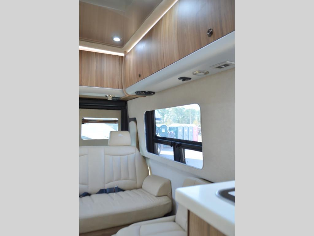 New Mercedes Benz Diesel 2018 Airstream Interstate EXT Tommy Bahama Relax Edition Class B Van Camper RV For Sale 12