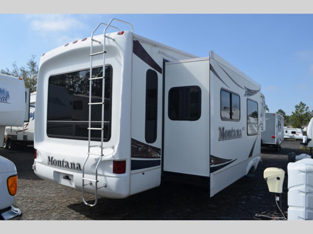 Used 2006 Keystone Rv Montana 3400rl Fifth Wheel At Dick