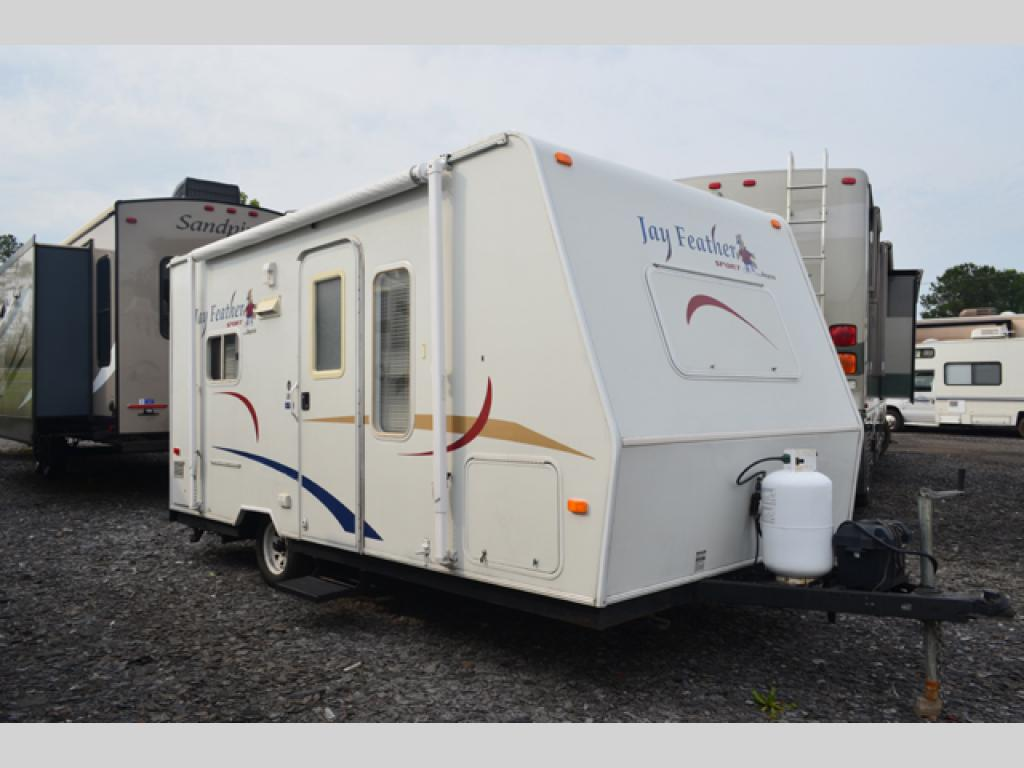 Used 2005 Jayco Jay Feather Sport 186 Travel Trailer At