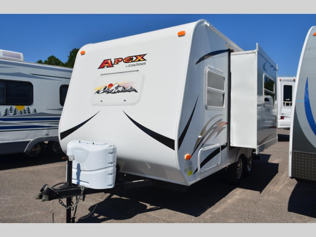 Used 2011 Coachmen Rv Apex 18 9 Fbs Travel Trailer At Dick