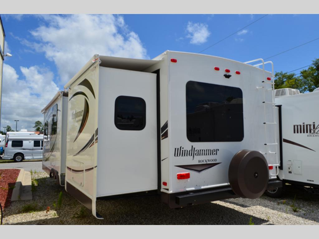 New 2015 Forest River Rv Rockwood Wind Jammer 3006wk