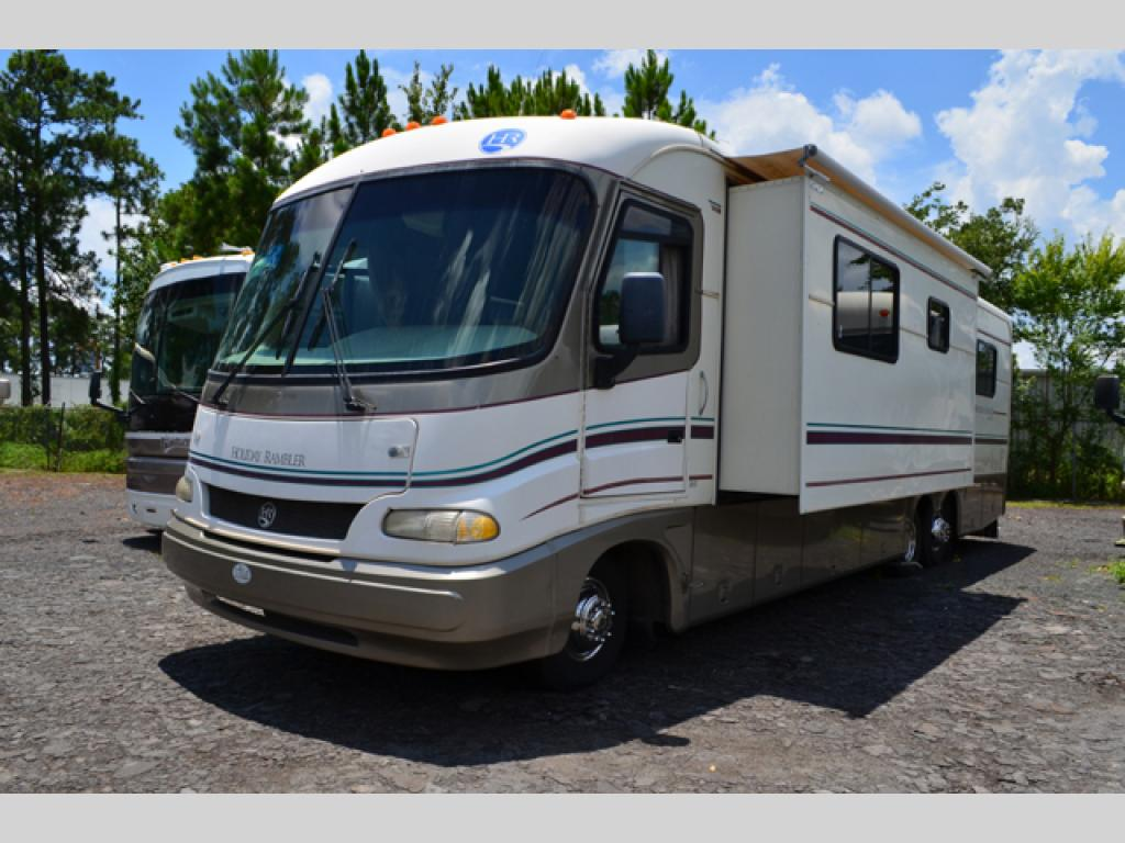 Used 1997 Holiday Rambler Vacationer 35wgs Motor Home