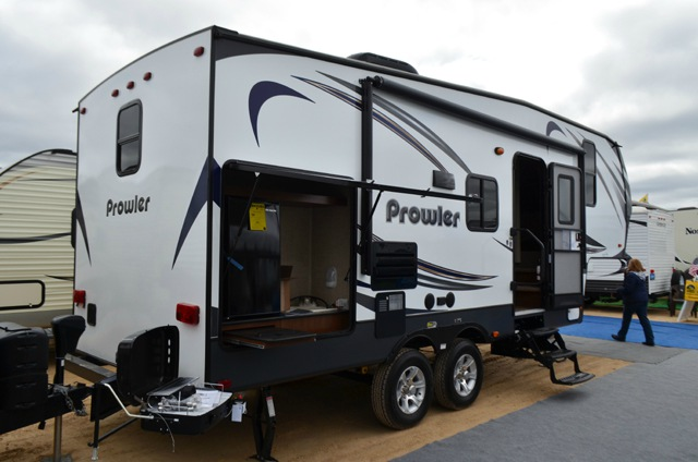 new 2015 heartland prowler lynx p22 fifth wheel at gore u0027s rv