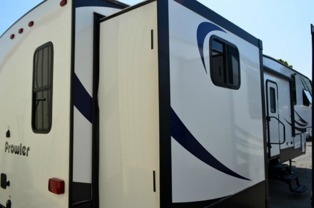 new 2015 heartland prowler p299 fifth wheel at gore u0027s rv
