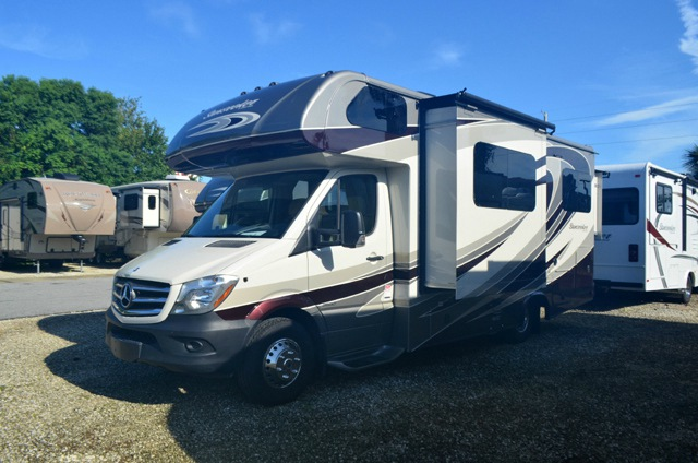 New 2016 Forest River Rv Sunseeker Mbs 2400r Motor Home