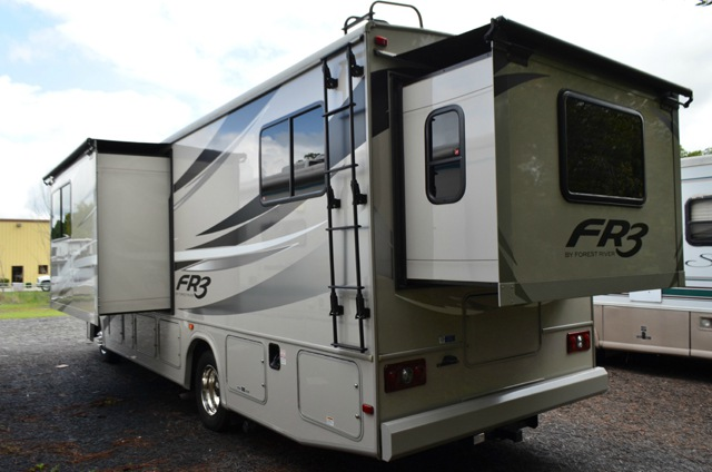 Used 2015 forest river rv fr3 28ds motor home class a at for Motor home class a