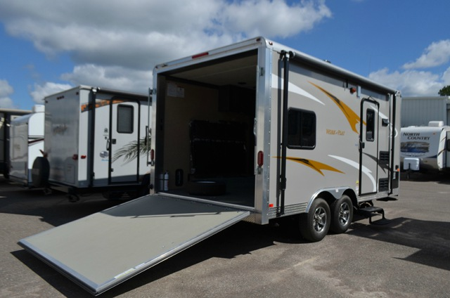 Campers For Sale In Ga >> Used 2015 Forest River RV Work and Play Ultra Lite 16UL LE Toy Hauler Travel Trailer at Dick ...