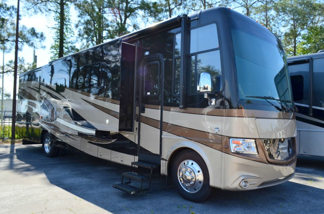 New 2017 newmar canyon star 3914 motor home class a at for Motor home class a