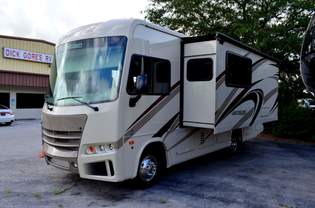 New 2017 Forest River Rv Georgetown 3 Series 24w Motor