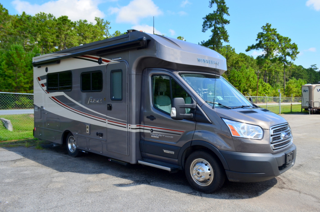 Small Motorhomes For Sale Autos Post