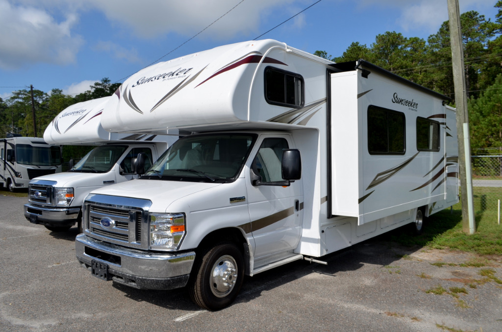 New 2017 Forest River Rv Sunseeker 3010ds Ford Motor Home
