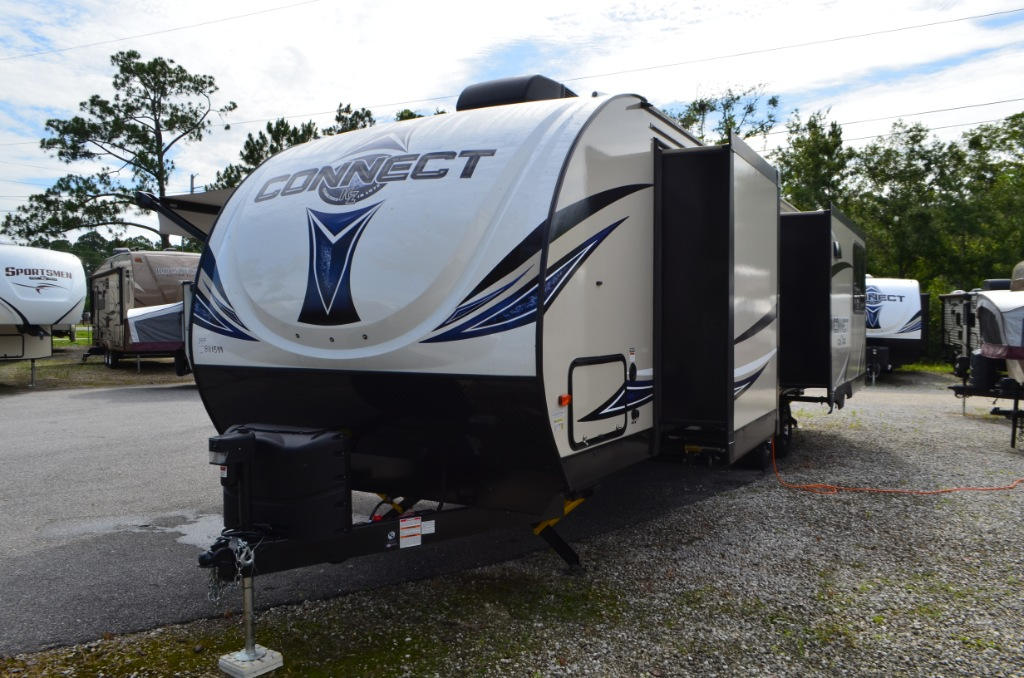 New 2019 KZ Connect C303RL Travel Trailer at Dick Gore's RV