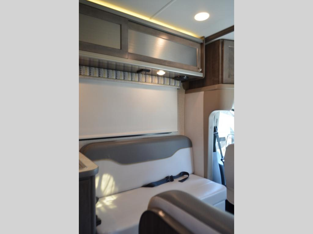 New 2018 Winnebago Fuse 23T Motor Home Class C - Diesel at Dick