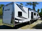 New 2016 Forest River Work And Play WPT34WRS Toy Hauler Travel Trailer For Sale 0122
